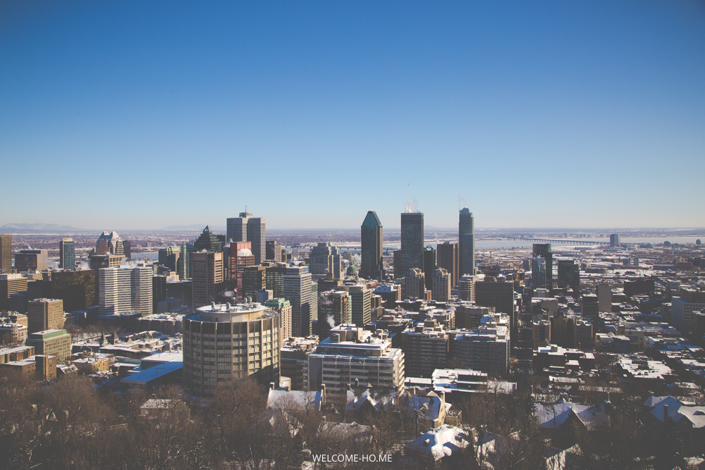Montréal, The city I'll never forget.