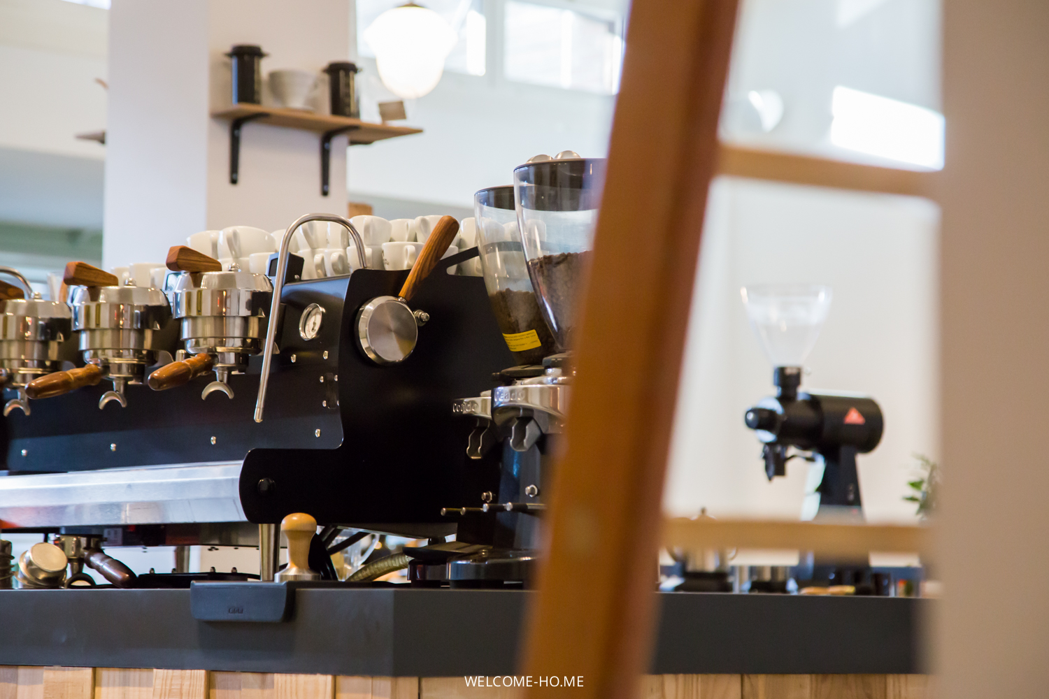 Bocca, Café & Barista Training in Amsterdam