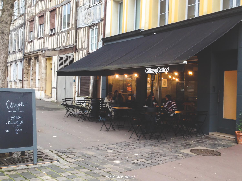 Citizen Coffee — Rouen, France
