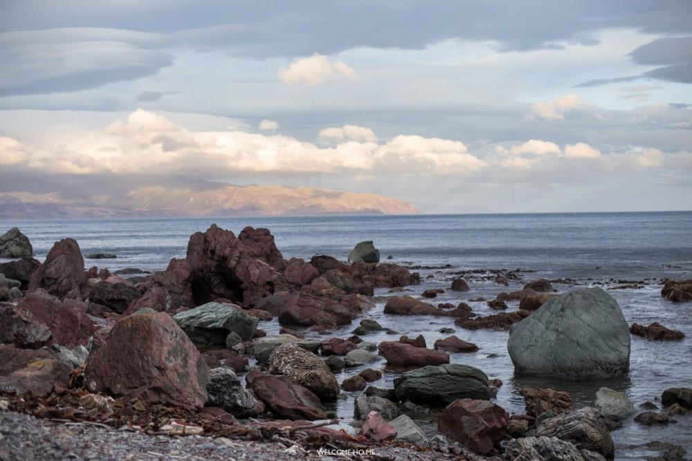De Wellington à Red Rocks à pieds [NZ] [FR]
