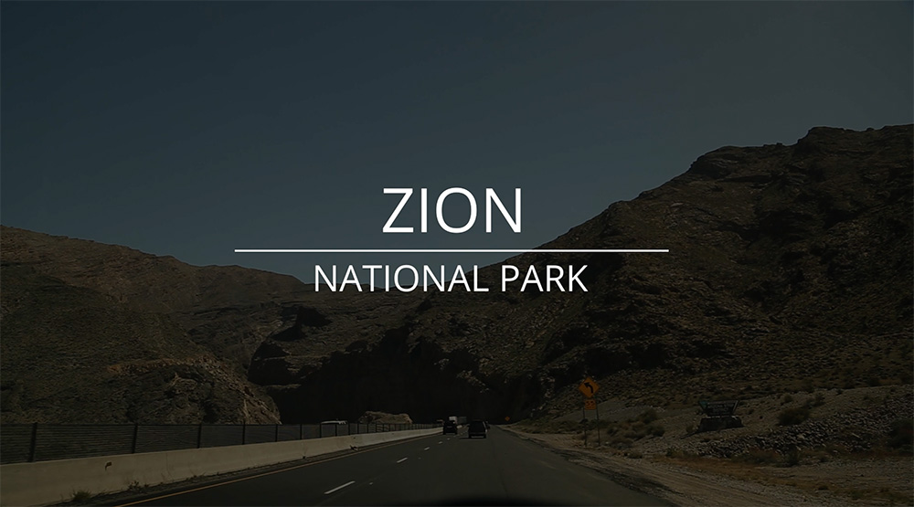 Zion National Park, Video [US]