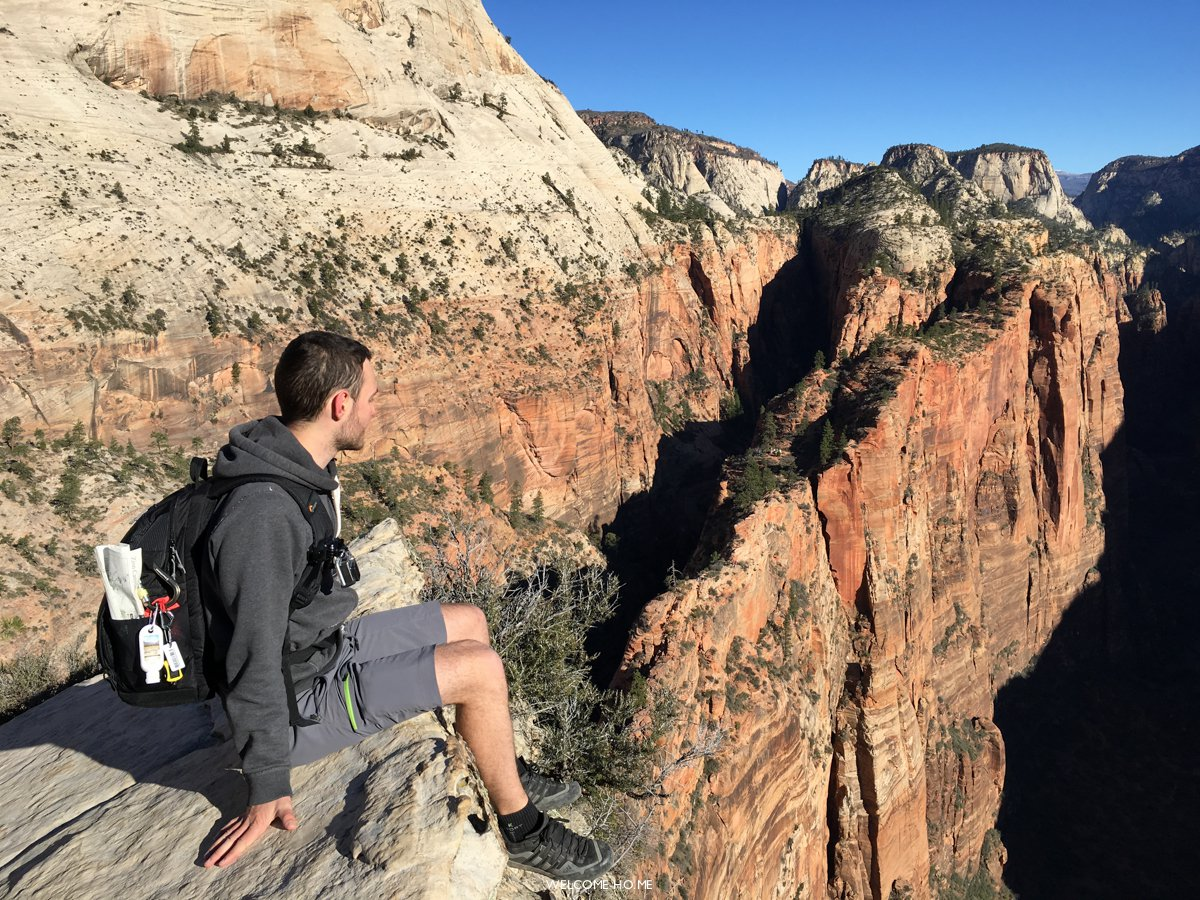 Angel's Landing, Zion National Park [US]