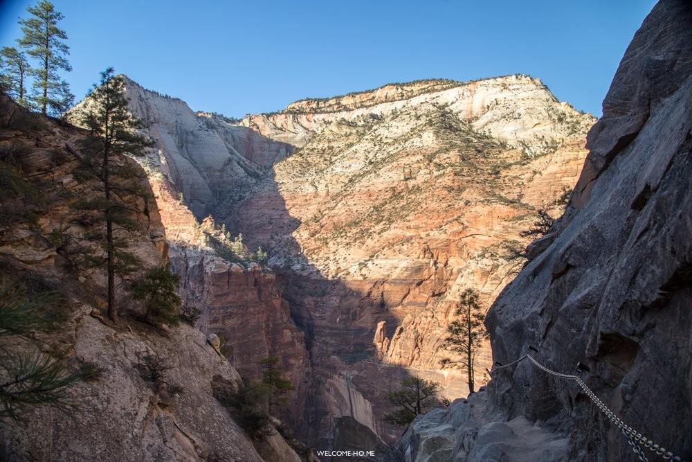 Le Canyon Caché, Zion National Park [US] [FR]
