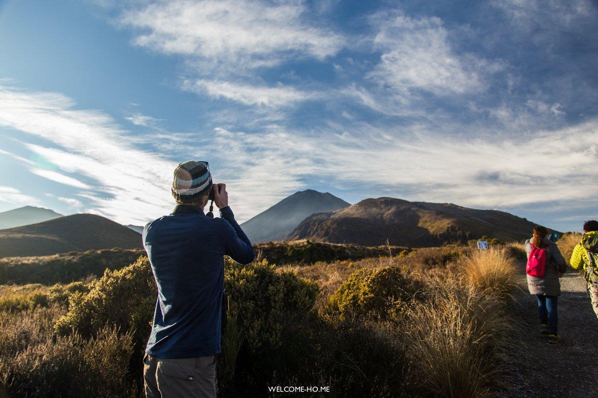 The Tongariro Alpine Crossing [NZ]