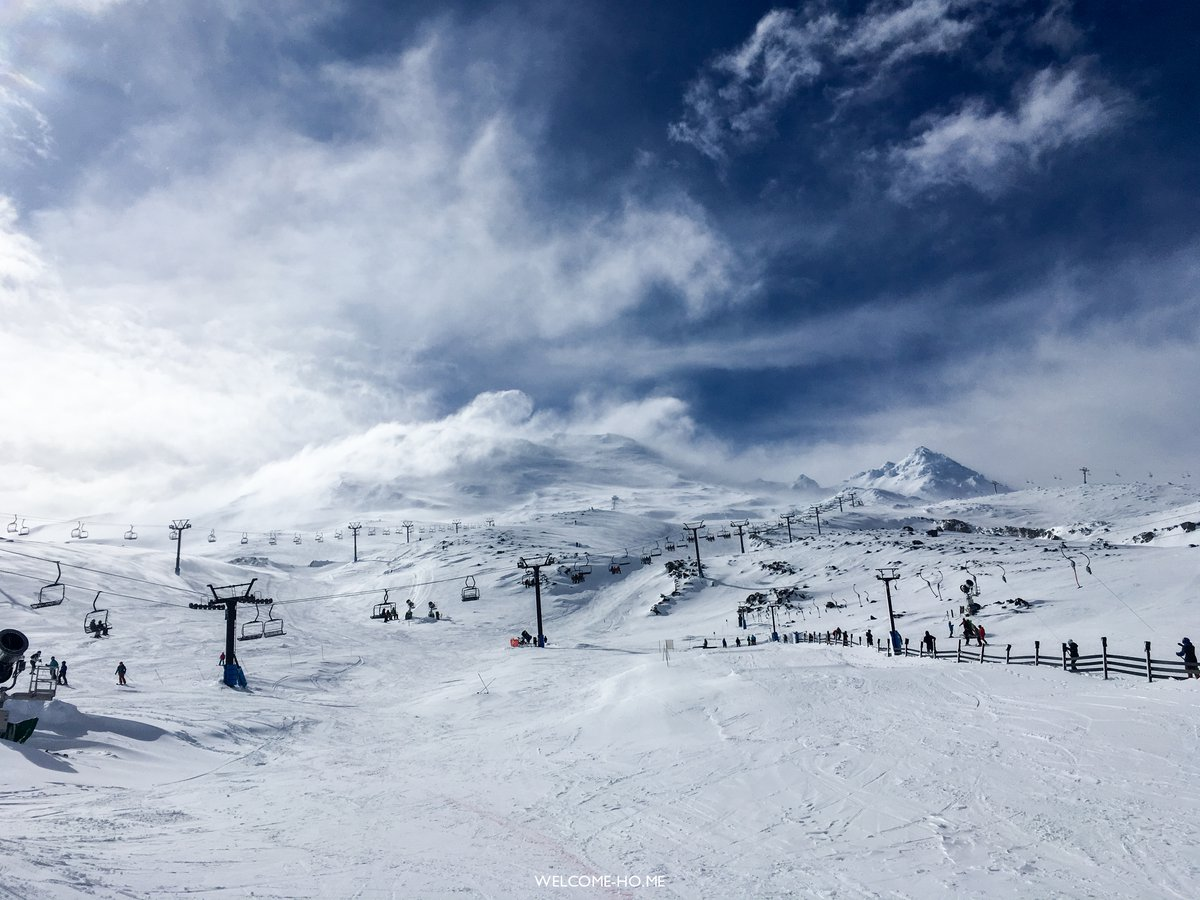 Ski in August, what else? [New Zealand]