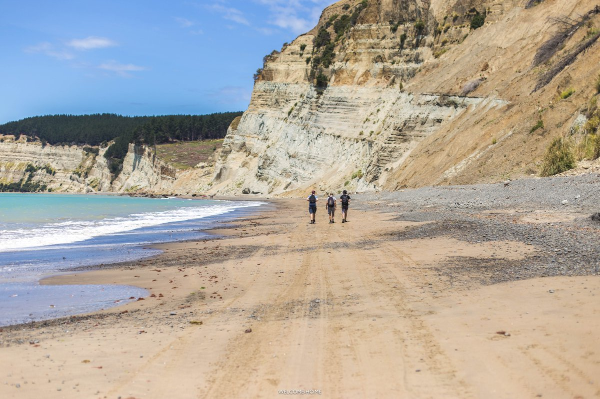 Cape Kidnappers, Hawke's Bay [NZ]